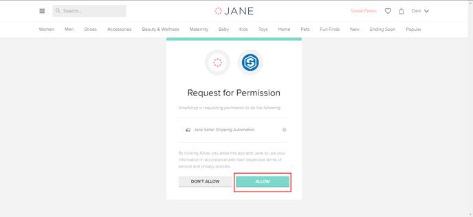 Jane Permission